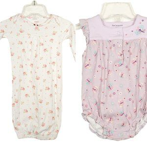 New Baby Bundle (Onesie & Gown)